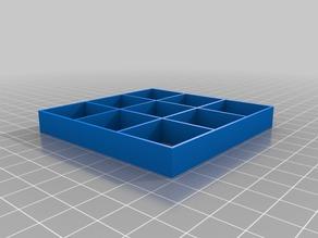 3 inch template for dungeon tiles