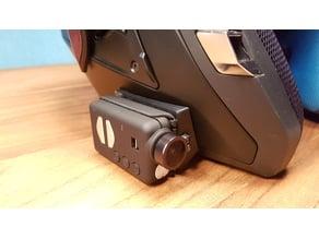 Mobius Camera Helmet mount Block