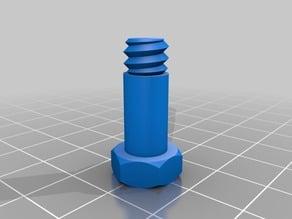 Snowball Fabricator bolt