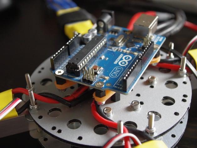 arduino aeroquad mount by tarsvh thingiverse rh thingiverse com