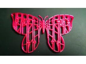 Flexi Butterfly