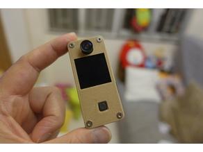 Arduino Selfie Camera Case