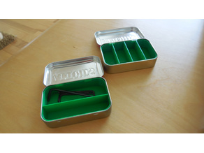 Altoids Thin Wall Divider Inserts