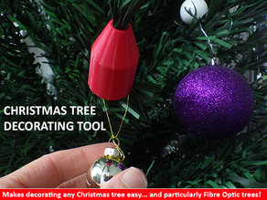 Christmas Tree Decorating Tool