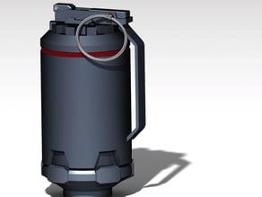 Elysium Hi-Explosive Grenade NT-RU735 477 PROP