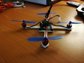 TinyEYE Quadcopter Frame
