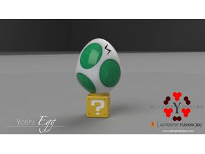 "Super Mario ""Yoshi Egg"""
