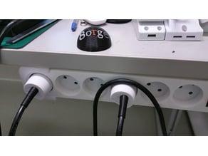 Power Plug Cord Protector