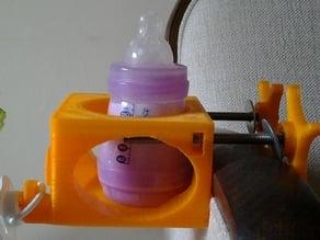 parametric baby bottle holder