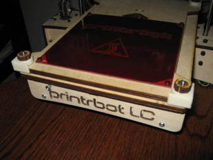 Leveling Locks for Printrbot LC