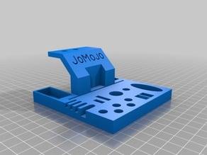 Anycubic Mega tool holder - hybrid remix