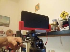 stand holder on Nexus V Lg