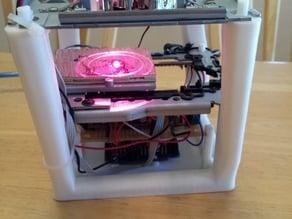 Mini Arduino Laser Engraver