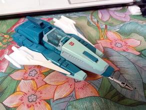 Transformers Titan Return Blurr Wings