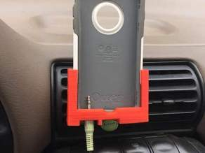 Iphone 6 car mount with Otter Box case