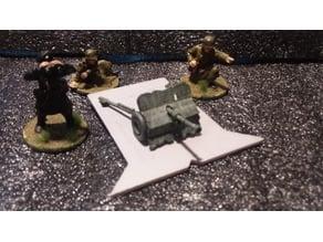 Bolt Action Artillery Base
