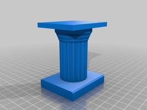Doric Greek Column