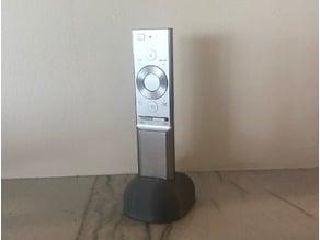 Samsung Silver TV Remote Holder