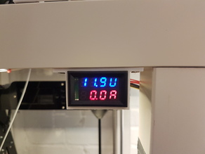 Voltmeter Amperemeter Holder