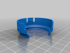 Prescription Lens Holder for Windows Mixed Reality Headsets