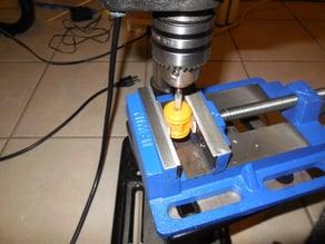 Drill Press Tapping Conversion