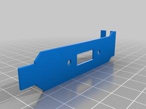 eSATA PCI Slot Bracket (Low Profile)