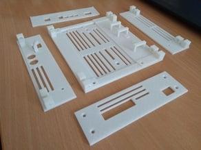 MKS Gen V1.4 3D Printer board Box Modified (80mm FAN)