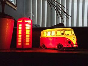 Traditional K6 British Phone Box