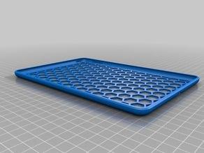 Ipad mini 4 hex case w/o hole