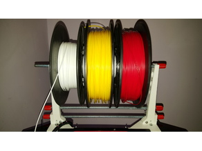 Anet A6 Filament spool holder