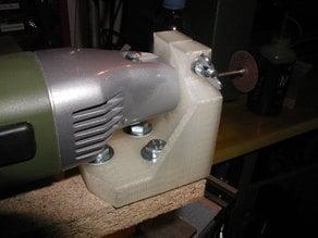 Drill mounting bracket