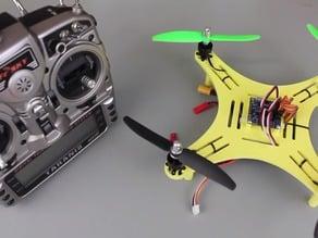 DIY Mini Quadcopter V2