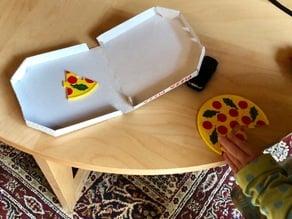 Pizza Puzzle Slice
