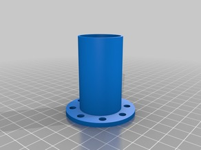 PVC pipe stand