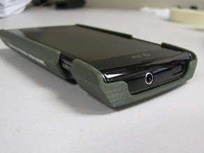Halo Themed Case For Samsung Captivate
