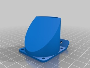 Slice Cooler for MendelMax 1.5 ø40mm. fan