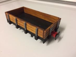 16mm Narrow Gauge Model Railway Wagon