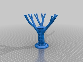 Roleplaying Trees (and stands)