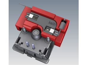 Cherry MX Kailh Socket Holder