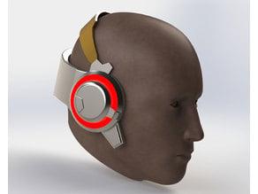 DoomFist Helm