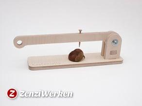 Chestnut Pricker cnc/laser