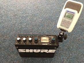 Shure FP32A / FP33 Hotshoe