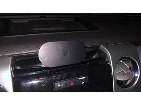 F150 Qi Phone Holder