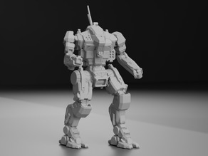 ASN-21 Assassin for Battletech