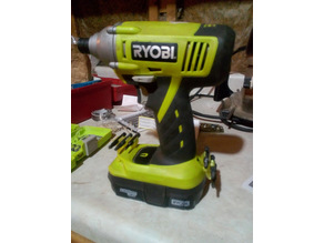 Ryobi One+ Rear Bit Holder for Impact Driver & Drill