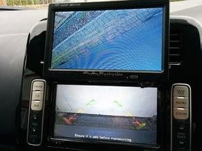 Nissan Leaf: Side camera mount
