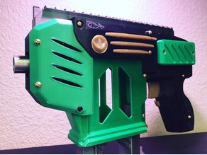 Elusive Phantom Nerf Blaster