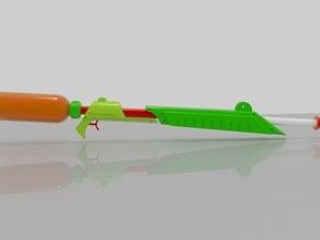 Splatoon Charger (sniper) <1h challenge