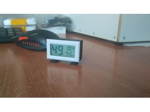 Temperature and humidity case