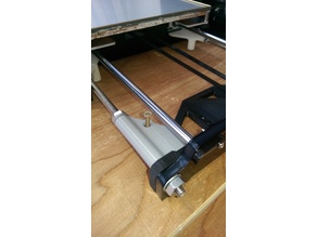 ANET A8 Corner bracket / surface mount